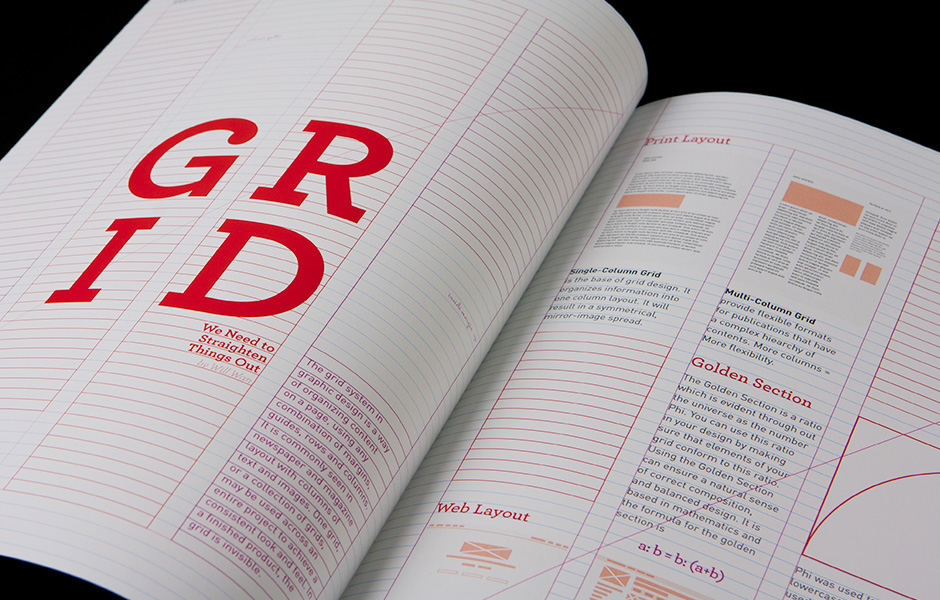 layout in graphic design