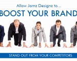 How Designz by Jamz Can 'Boost Your Brand' — May Promotion