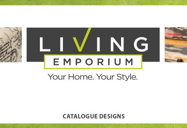 Advertising and Promotional Materials — Living Emporium