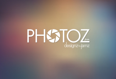 New Creative Photography Service — Photoz from Designz by Jamz